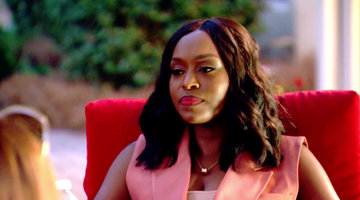 Quad Webb-Lunceford Finally Faces the Married to Medicine Women