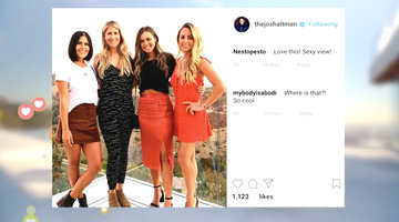 See Every Gorgeous Detail From Josh Altman's Influencer Event