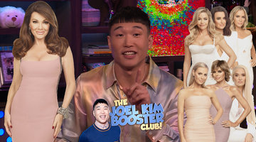 Joel Kim Booster Takes on Housewives' Feuds