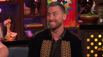 Lance Bass on Coming Out to Britney Spears on Her Wedding Night