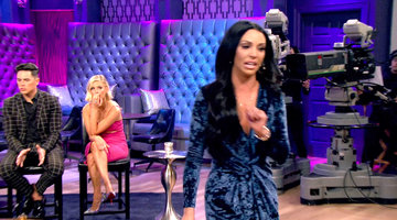 What Made Scheana Storm off the Reunion Stage?