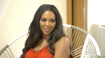 "Unseen Footage: Kenya Moore Says Marc Daly Will ""Always Have Access"" to Brooklyn"