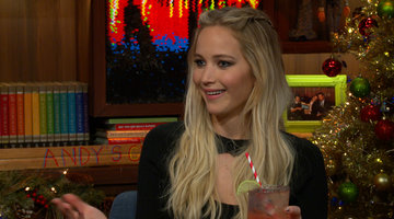 Nick Jonas' Crush on Jennifer Lawrence
