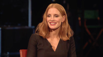 Jessica Chastain on the Sisterhood of 'The Help'