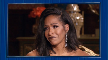 Sheree Whitfield's Tears on the Reunion