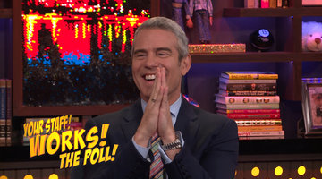 Does Andy Cohen Knows His Staff?