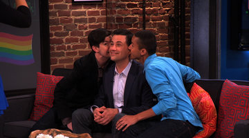 Jimmy Kimmel's Gay Pic