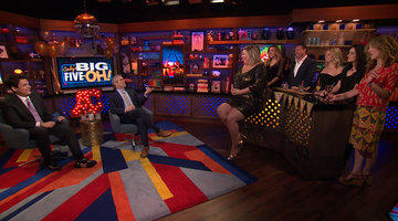 After Show: The Hardest Drug Andy Cohen's Tried