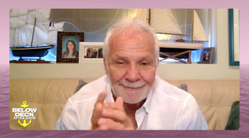 "Captain Lee Rosbach ""Really Likes"" the Queen of Versailles and Her Husband David"