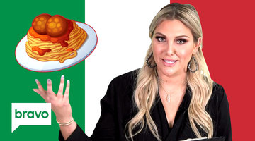 Gina Kirschenheiter Reads an Italian Restaurant Menu Just Because