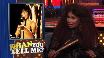 Chaka Khan on Prince, Aretha Franklin & Whitney Houston