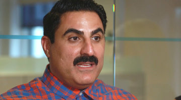 Reza Farahan Discusses Being Married to Adam Neely