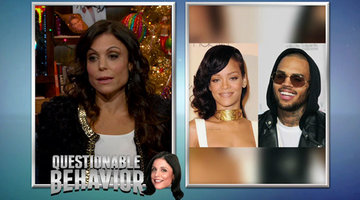 Bethenny Frankel: Questionable Behavior
