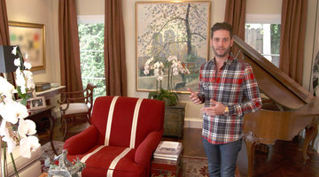 Josh Flagg Takes Us on A Tour of His Parents' Home
