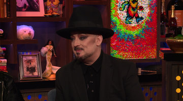 Boy George on the Michael Jackson Documentary