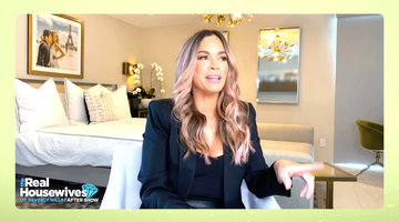 Teddi Mellencamp Arroyave on How Filming RHOBH Is Different While Pregnant