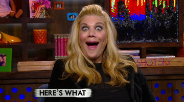 Kristen Johnston: Face Acting 101