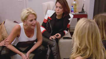 Next on RHONY: Dorinda Is Not Happy