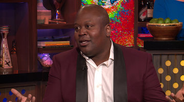 Tituss Burgess on Working with The Rock