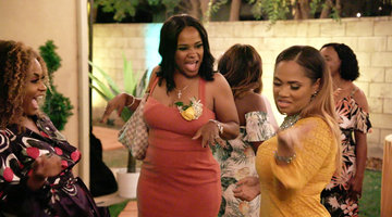 Did Dr. Heavenly Just Make a Surprise Appearance at Shanique Drummond's Party?