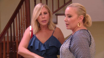 Vicki Gunvalson Is Doing Her Best to Turn This Vacation Around