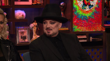 Boy George Dishes on the Beverly Hills 'Wives