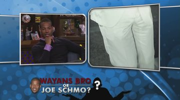 Wayans Bro or Joe Schmo?