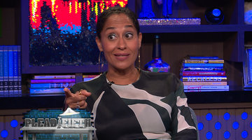 Tracee Pleads the Fifth!