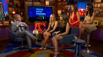 The #PumpRules Ladies Weigh in on Lala