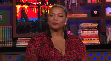 Queen Latifah Responds to Luann de Lesseps' Comparison