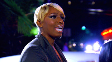 NeNe and Kenya's Parking Lot Confrontation