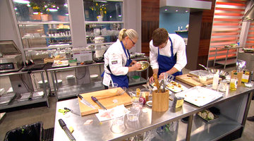 Battle of the Sous Chefs: Ep 7