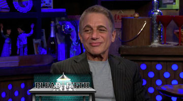 Tony Danza Pleads the Fifth!