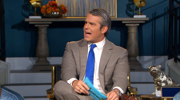 Andy Cohen Is So on the Other Side of This Issue