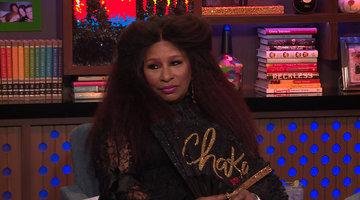 Chaka Khan Trashes Kanye West's 'Through the Wire'