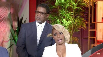 Did NeNe Leakes Flirt with Peter Thomas?