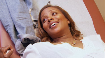 RHOA's Eva Marcille Is Being Treated by Dr. Jackie