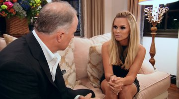 Tamra Sits Down With Brooks