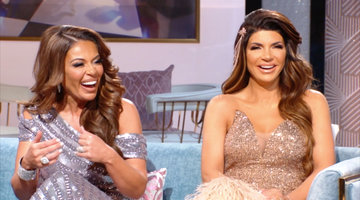 "Teresa Giudice Calls Vanderpump Rules' Jax Taylor ""Really Cool"""