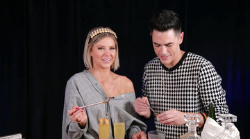 Tom Sandoval & Ariana Madix Make a Golden Shower Cocktail