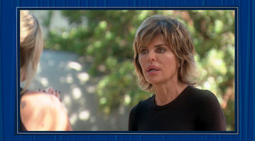 Lisa Rinna Confronts Eden