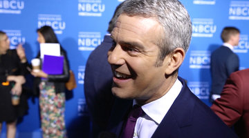 Andy Cohen Is Really Excited for Summer