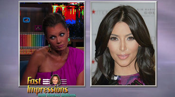 Fast Impressions with Vanessa Williams