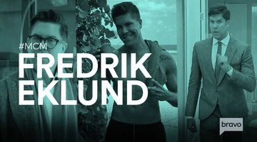 Man Crush Monday: Fredrik Eklund