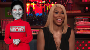 Did Tamar Braxton Get Physical on 'Celebrity Big Brother'?