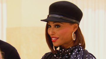 Next Time: Cynthia Bailey Drops In!