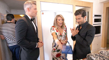 Ramona Singer Is Giving Ryan Serhant and Luis Ortiz a Run for Their Listing!