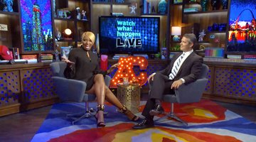 NeNe Leakes Interviews Andy Cohen!