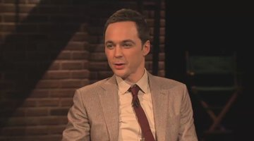 Jim Parsons Finds Himself Onstage