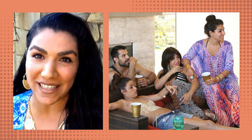 Which Shahs of Sunset Does Asa Soltan Rahmati Stay in Touch With?